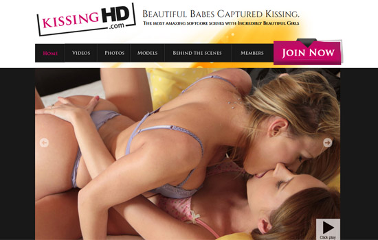 Kissing HD
