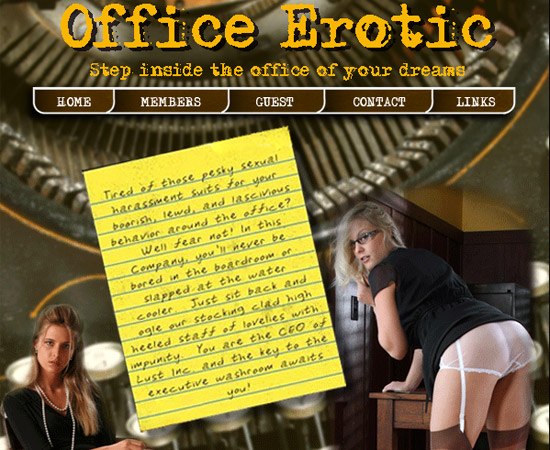 Office Erotic