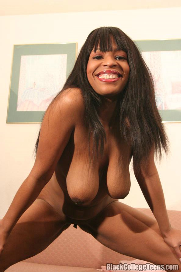 Black milfs white college