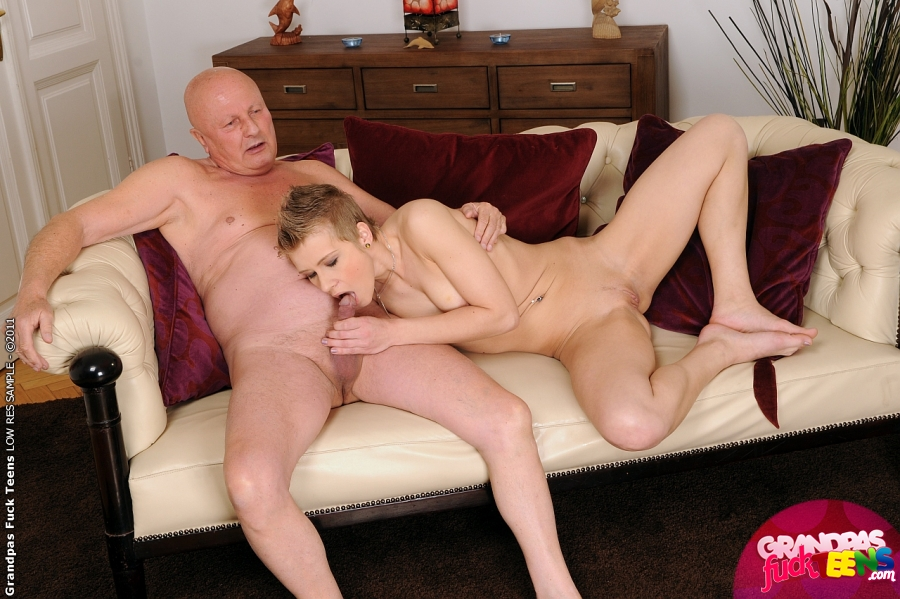 Old Man Teen Amateur Hotel