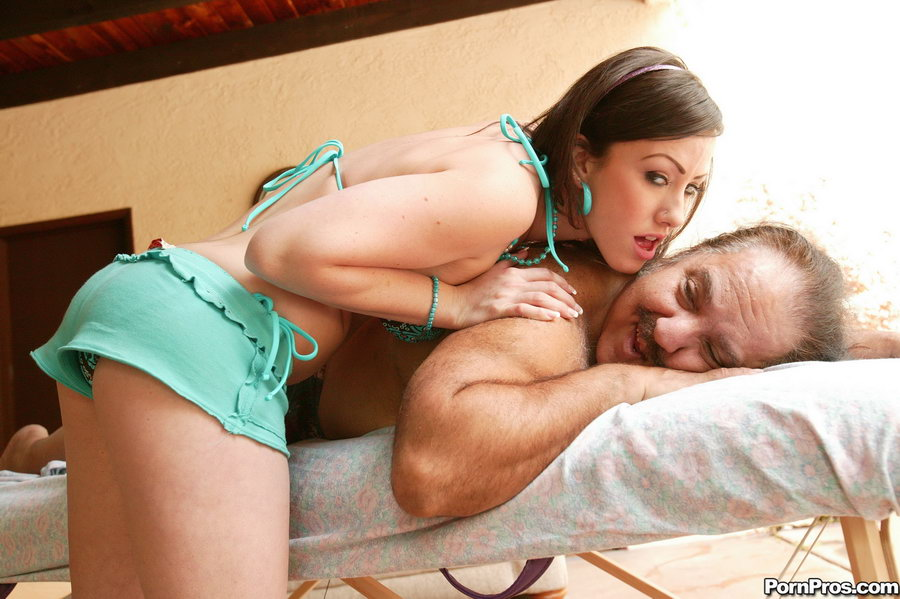 porn Jennifer White old man