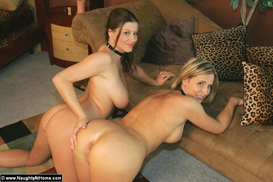 Sexy women having sex naked