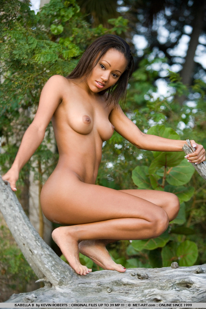 nymphs nude ebony