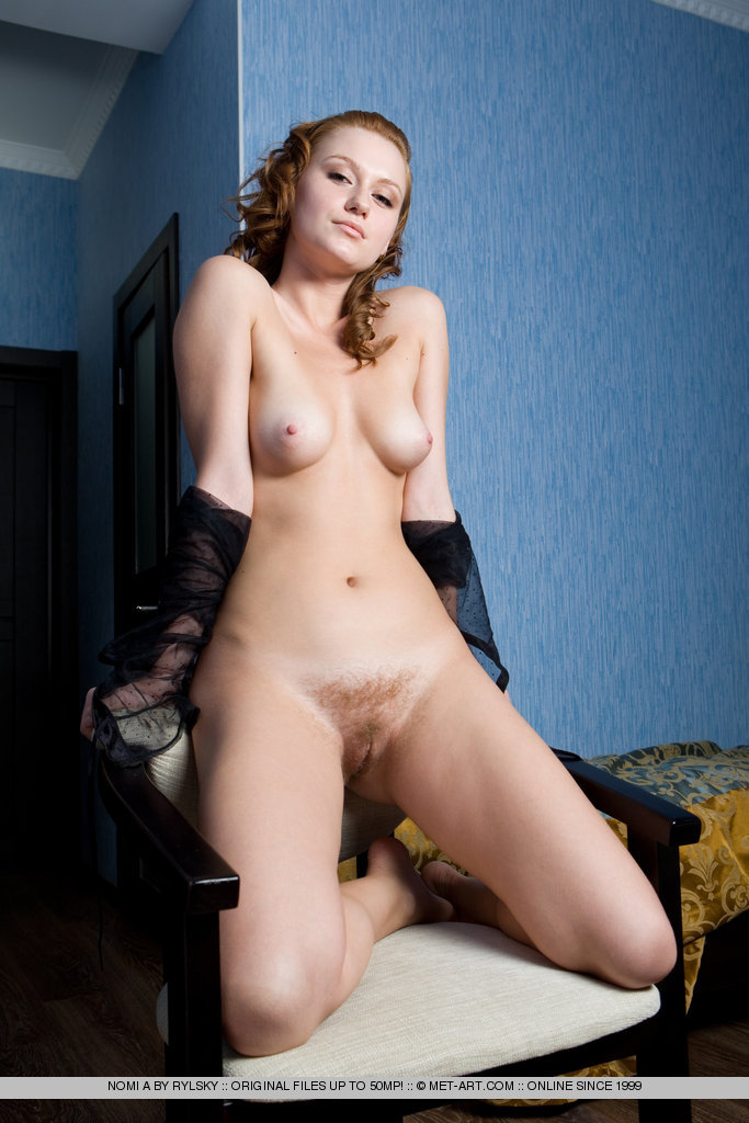 Big bush naked women shaved