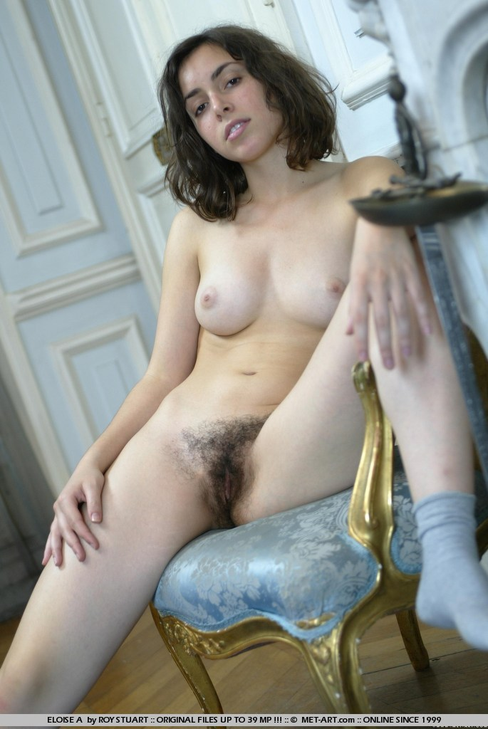 Nude Hairy french girls