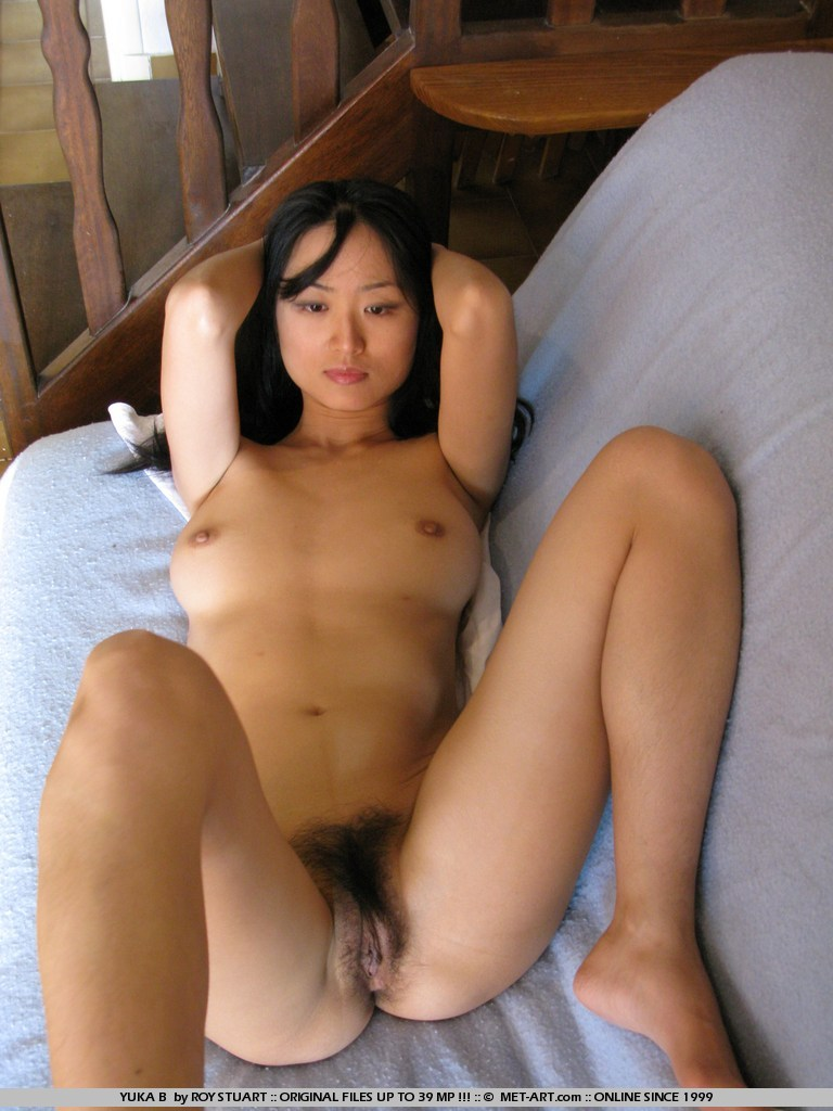Amateur hairy asian nude