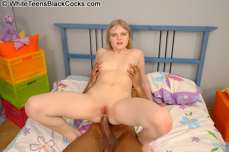 White Girls First Black Cock