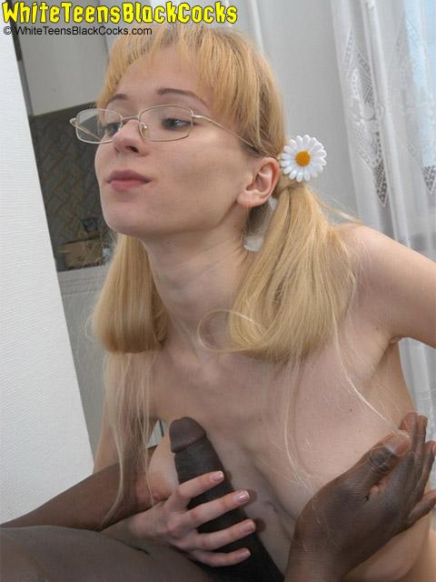Creamy Black Pussy White Dick