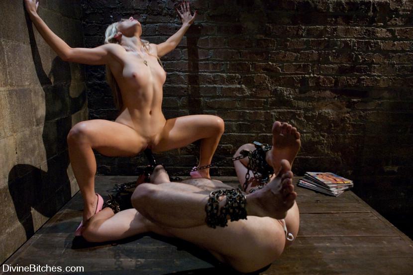 Mistress Punish Male Slave