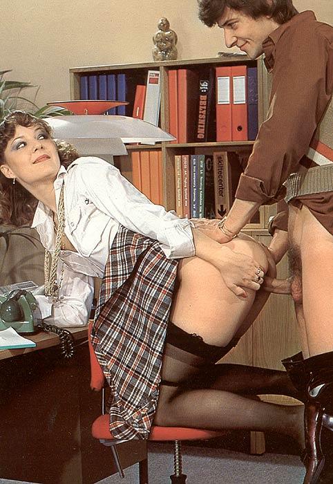 student secretary sex