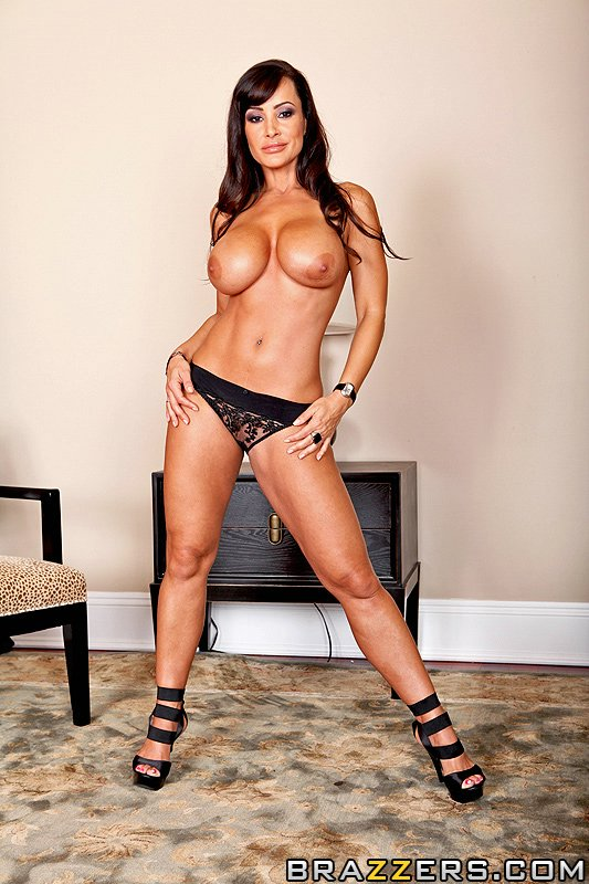 Lisa Ann Anal Interracial