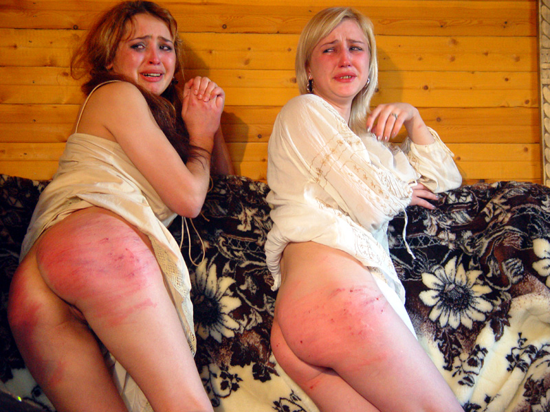 punishment Russian spanking