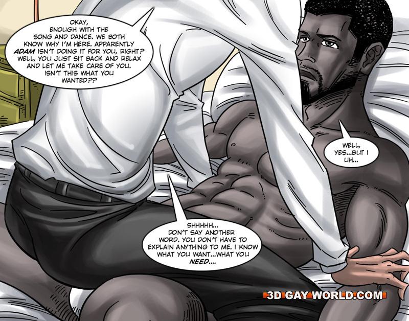 Free Cartoon Porn With Two Guys Fucking - Silver Cartoon -6509
