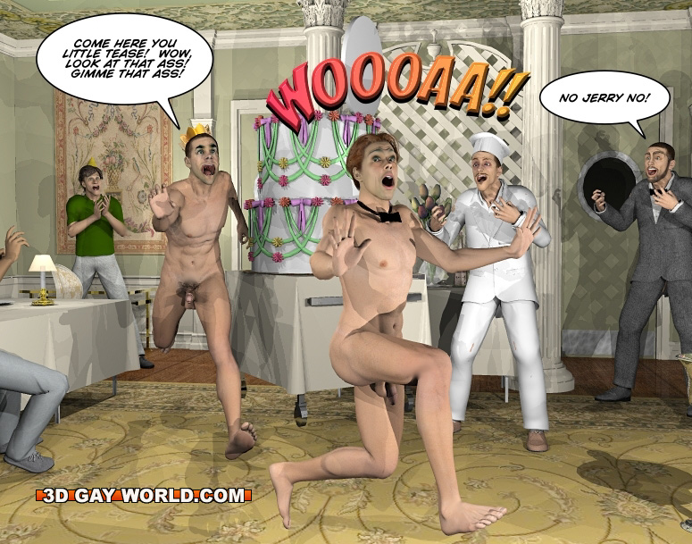 Sex cartoon stories gay