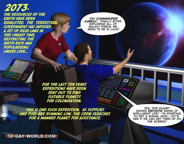 gay alien cartoon porn