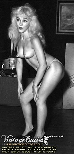Savion recommend best of vintage nude black