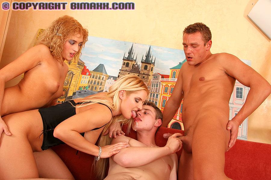 Anal Milf Teen Threesome