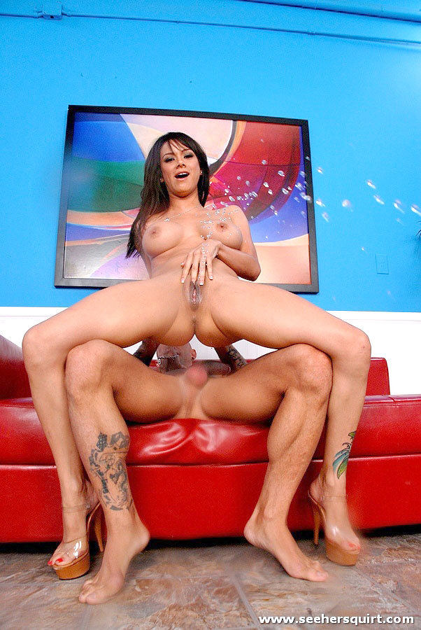 Xxx female squirt