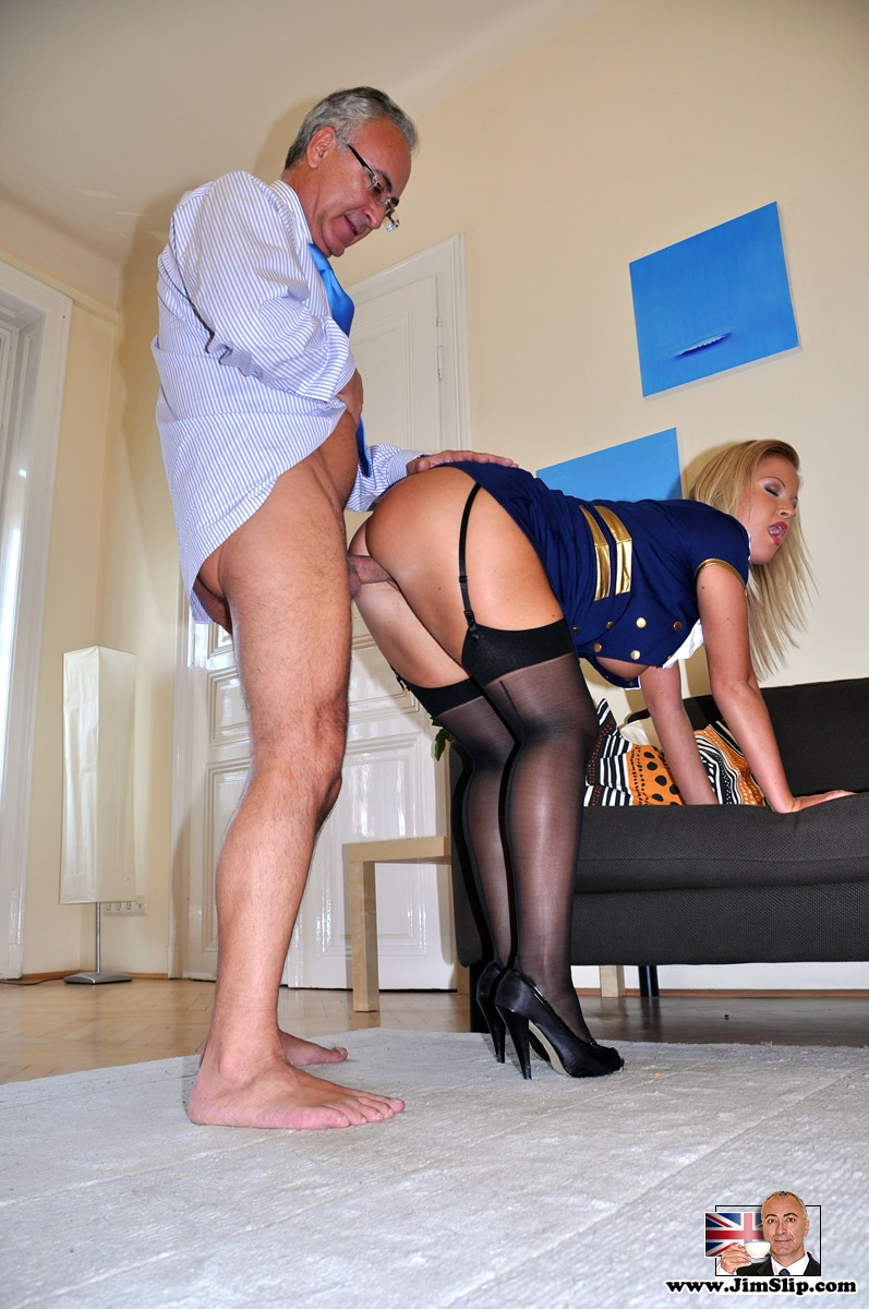 The Next Black Stockings Blonde Fell Victim - Xxx Dessert - Picture 5-4547