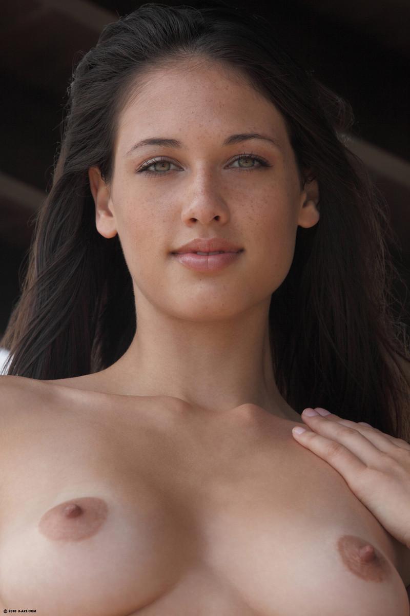 Hot Small Brunette Teen