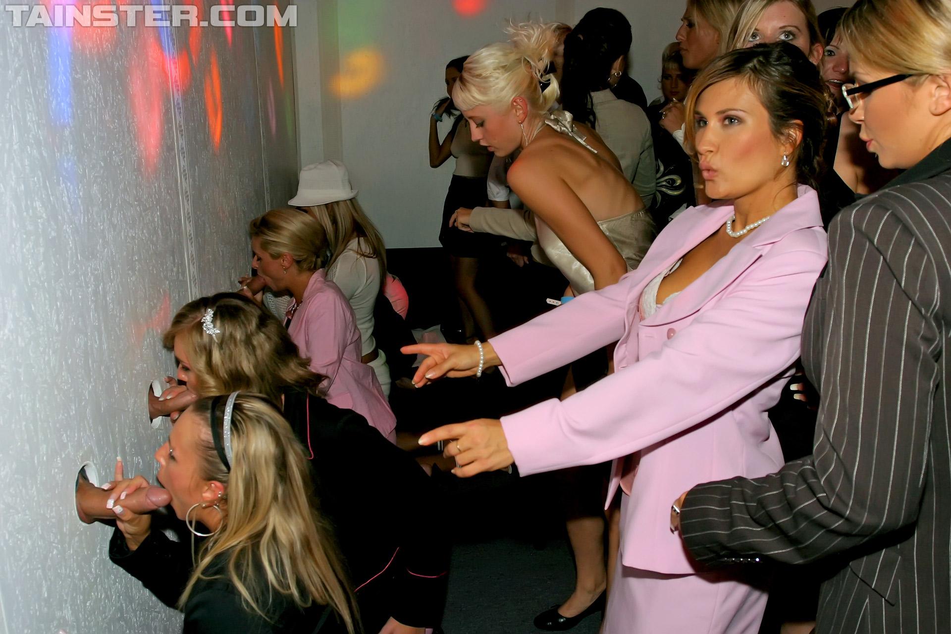Blowjob Auf Party