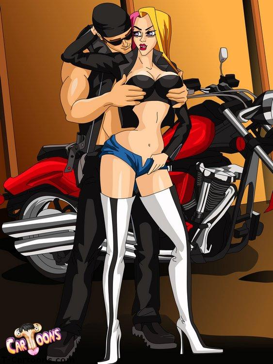 Adult Cartoon Top Sites