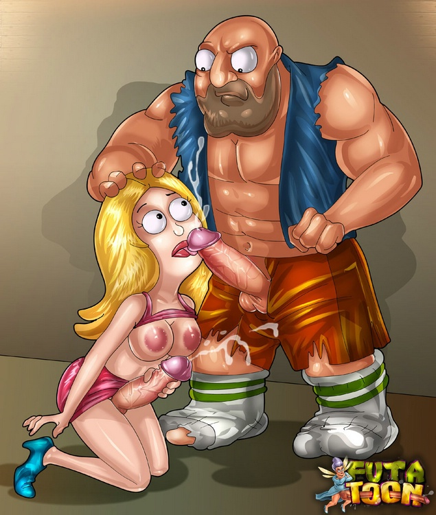 shemale cartoon porn galleries