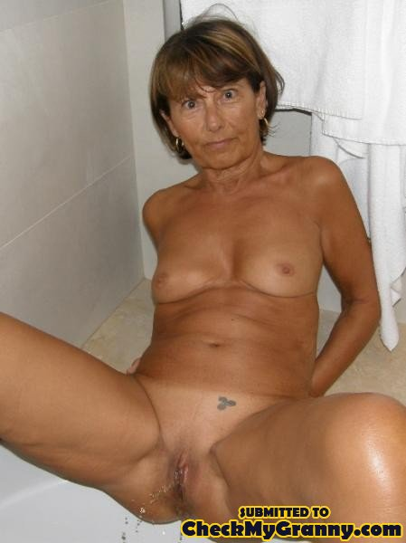 Black shaved mature