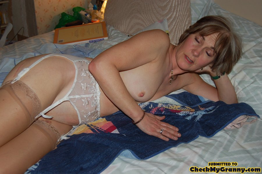 Housewife mature drunk