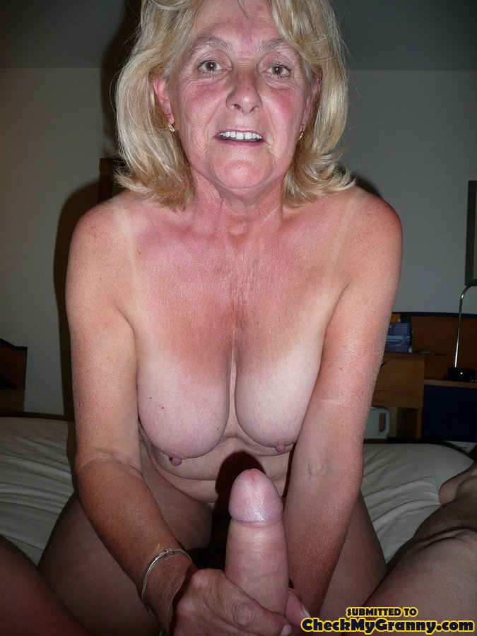 Real homemade granny porn perhaps