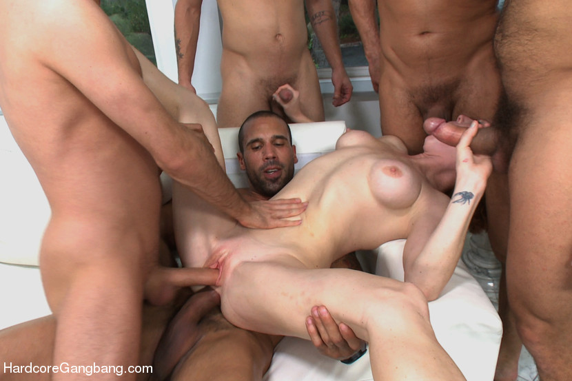 was and with gangbang yellow lick dick and facial confirm. All above