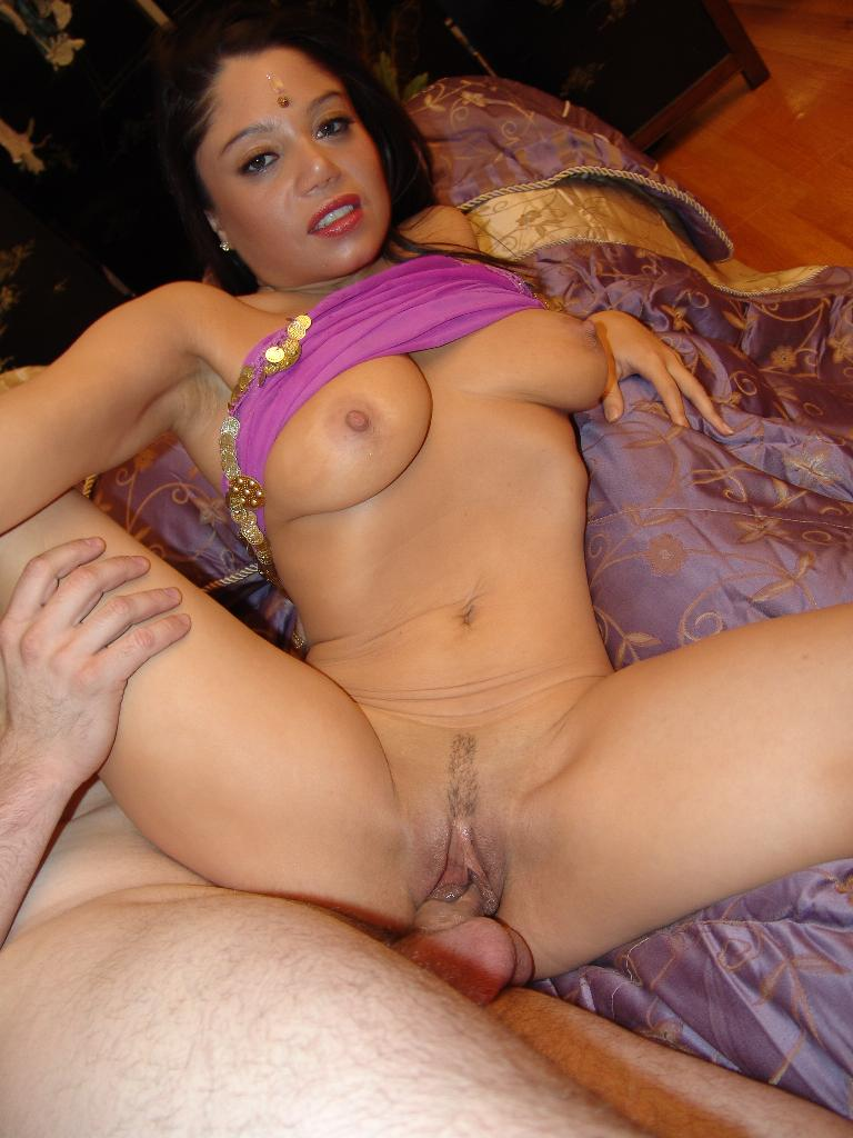 Indian Babe With Big Tits Fucked Cumshot On - Xxx Dessert - Picture 7