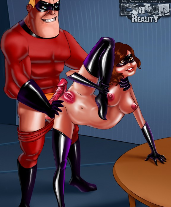 porn Incredibles cartoon