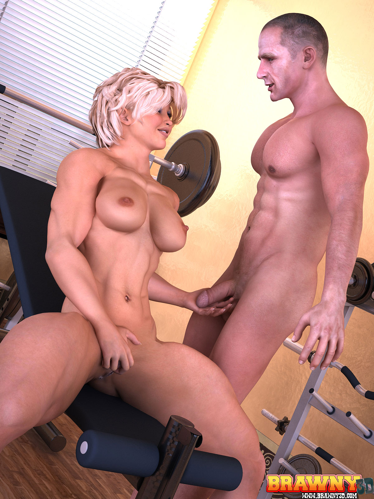 Alluring Babe Likes Fast Hardcore Action