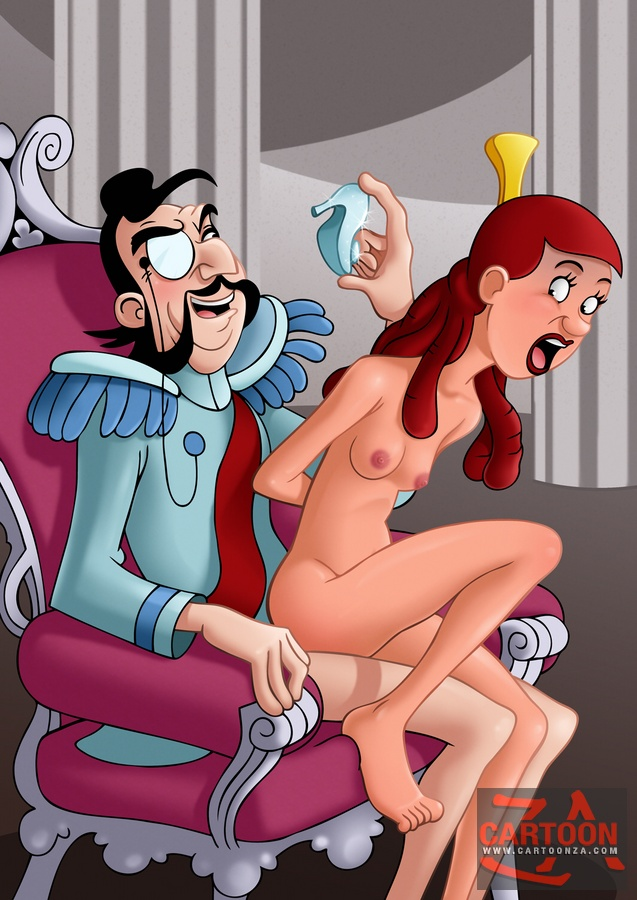 comic sex Cinderella cartoon