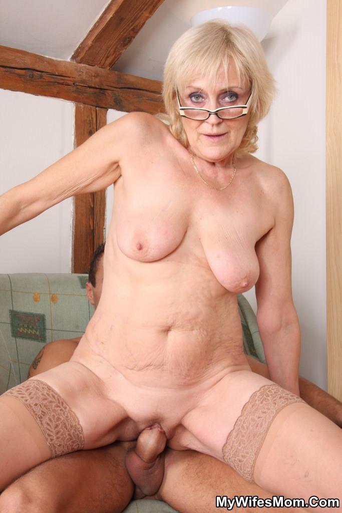 Mature With Glasses Porn