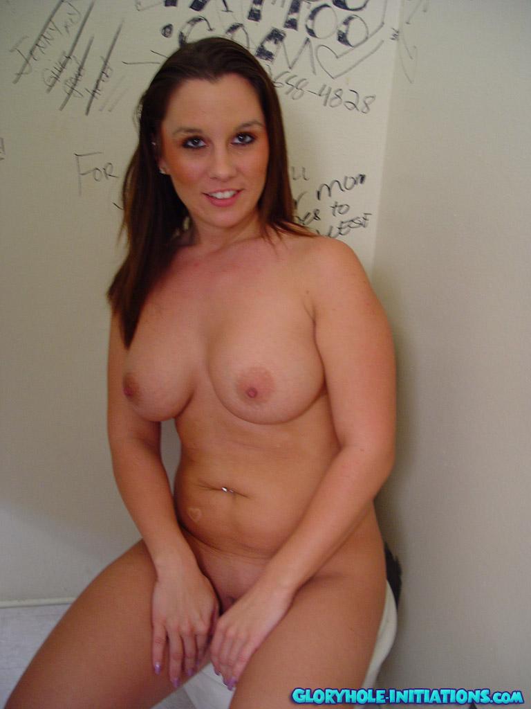 Milf with navel pierced speaking