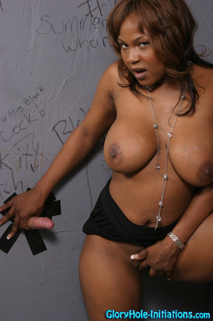 Black Women Glory Hole