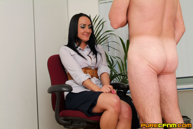 Cocksucked by three lovely hot mommas - XXX Dessert - Picture 3