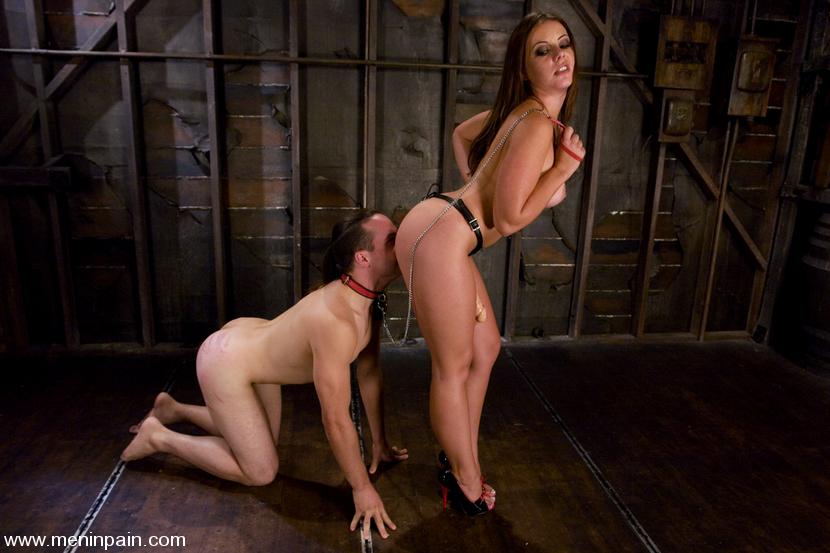 Dick sucking and ass fucking