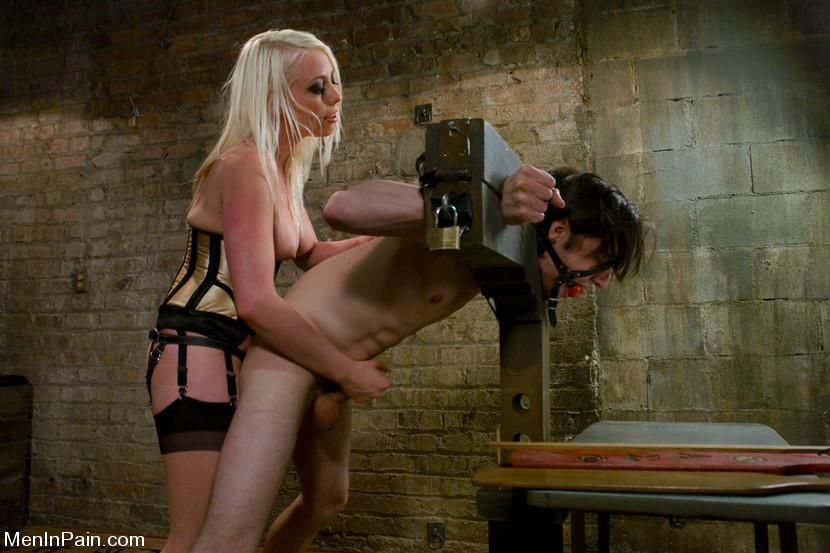 Lovely sex bondage