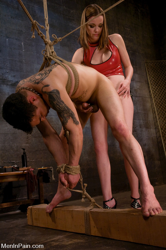 Porno photo bdsm enjoying pain
