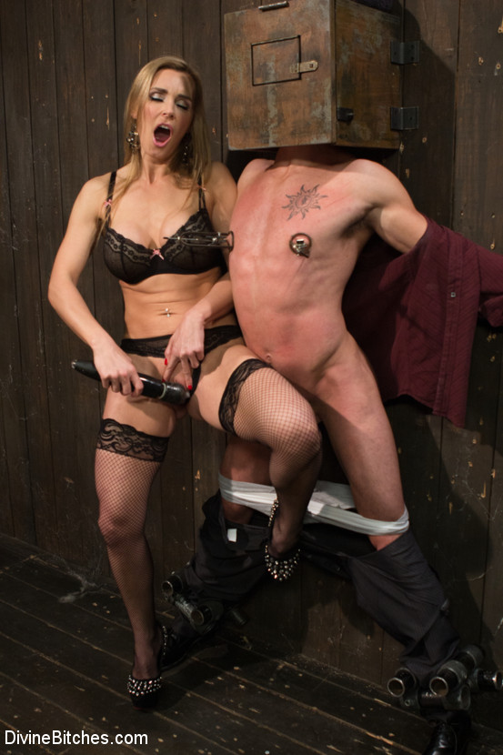 bondage man sex