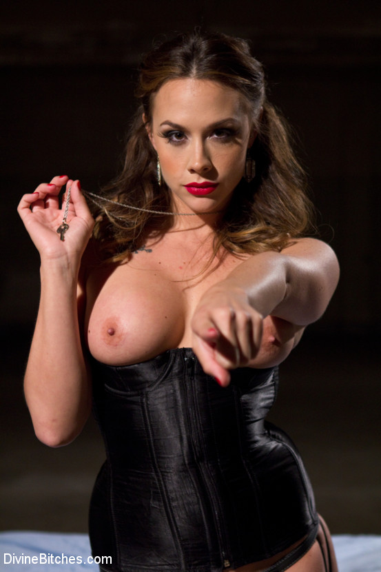 Sexy fierce female enjoying bdsm fuck actio - XXX Dessert - Picture 3