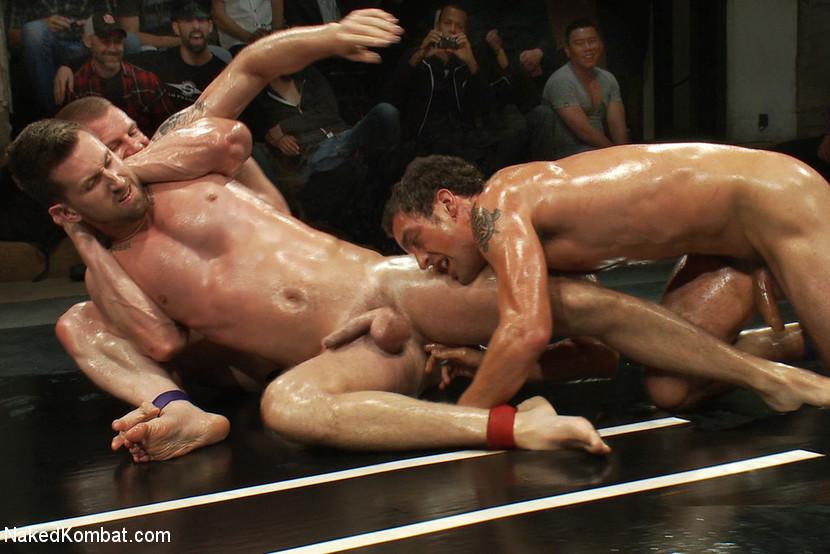 Kombat Gays Banging
