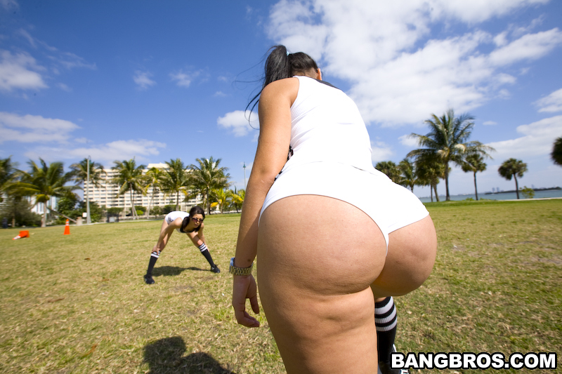 Latina big ass booty