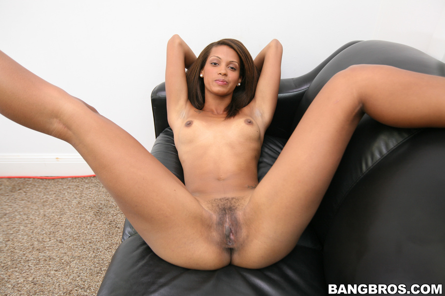 Ebony black facial amateur richie not only