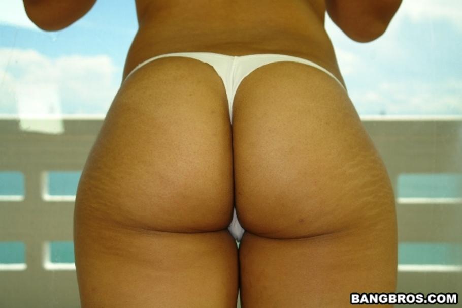 Big ass round sex