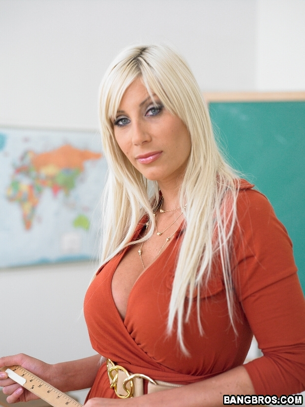 Logically This Hot milf teacher anal