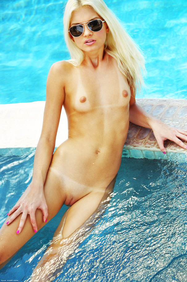 Teen nudists pool sex